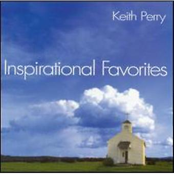 Keith Perry - inspirerende favoritter [CD] USA import