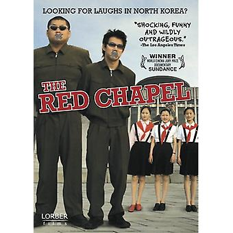 Red Chapel [DVD] USA import