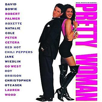 Soundtrack - mooie vrouw (LP) [Vinyl] USA importeren