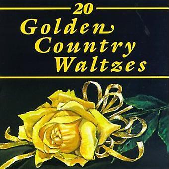 20 Golden Country Waltzes - 20 Golden Country Waltzes [CD] USA import