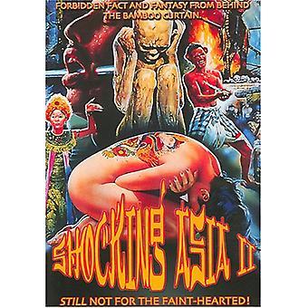Chokerende Asien 2 [DVD] USA importerer