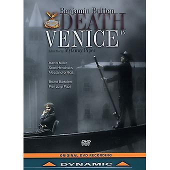 B. Britten - Death in Venice [DVD] USA import