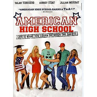 American High School [DVD] USA import