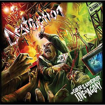 Destruction - Curse of the Antichrist [CD] USA import