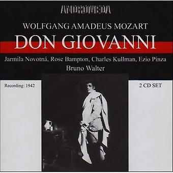 Mozart / Walter - Novotna-Bampton [CD] USA import