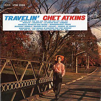 Chet Atkins - Travelin [CD] USA import