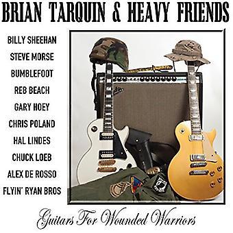 Tarquin, Brian / Heavy Friends - guitarras para guerreros heridos [CD] USA import