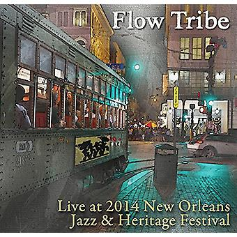 Flow stamme - Live at Jazz Fest 2014 [CD] USA import
