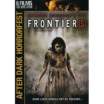 Frontier [DVD] USA import