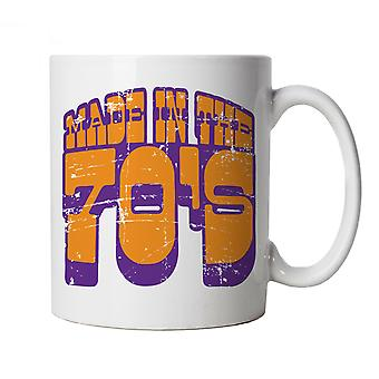 Made In The 70s, Mug