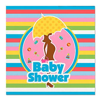 Baby shower party 20 napkins baby shower Babyshower