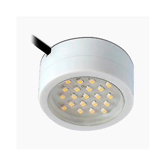 LED Robus kapten 2W 240V LED skåp ljus, Cool White