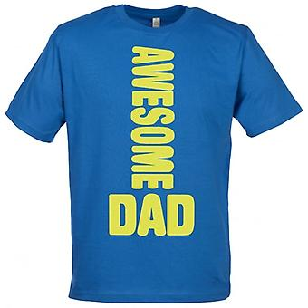 Spoilt Rotten Awesome DAD Men's T-Shirt