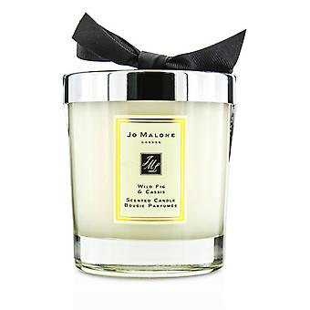 JO Malone sauvages Fig & Cassis bougie parfumée 200g (2,5 pouces)