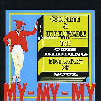 Otis Redding - dizionario di importazione USA anima [CD]