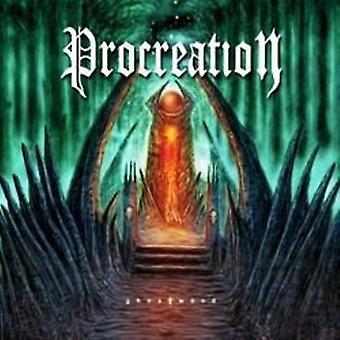Forplantning - Ghostwood [CD] USA importerer