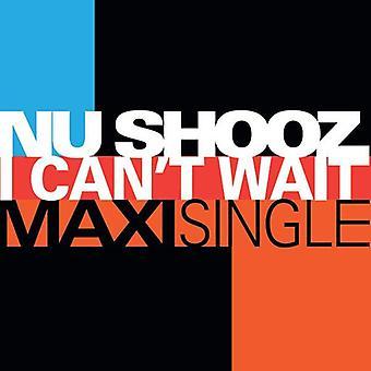 Nu Shooz - I Cant Wait (Maxi Single) [CD] USA import