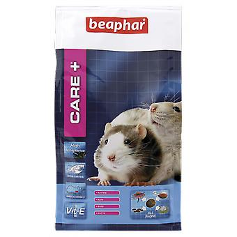 Beaphar Care+ Extruded Rat Food (Small animals , Dry Food and Mixtures)