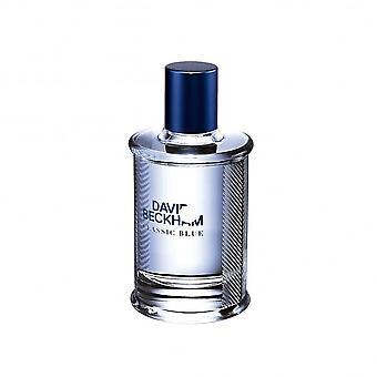 David Beckham Classic Blue Eau de Toilette 90ml EDT Spray