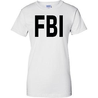 FBI - Federal Bureau Of Investigation - Damen-T-Shirt