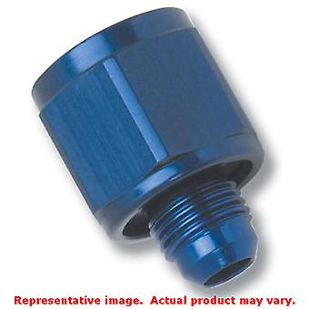 Russell Adapter Fitting - Misc 660020 Blue -8AN to -6AN Fits:UNIVERSAL 0 - 0 NO