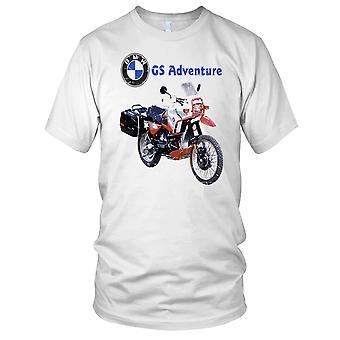 BMW GS-Adventure Awesome Tourer motor Mens T Shirt