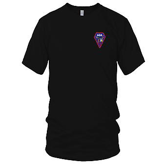 NASA - SP-273 NASA Lockheed J37 Turboprop Maschine gestickt Patch - Herren-T-Shirt