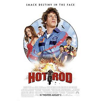 Hot Rod Movie Poster (11 x 17)