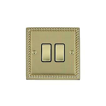 ハミルトン Litestat ・ チェリトン グルジア真鍮 2 g 10AX Inter Rkr PB/BL