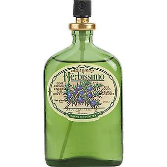 Herbissimo Mountain Juniper By Dana Cologne Refresher Natural Spray 2.5 Oz *Tester