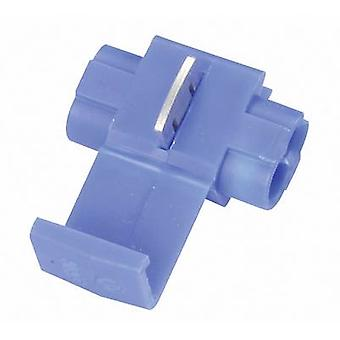 Low power connector flexible: 0.75-1 mm² rigid: 0.75-1 mm² Number of pins: 2