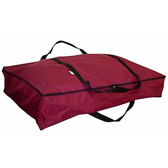 Awning Zipped Carry Bag / Cover Large in waterproof heavy duty canvas material