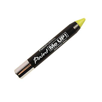 PaintGlow Pro Face Paint Sticks Lime Green