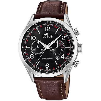 LOTUS - men's wristwatch - 18557/3 - smart casual - chronograph