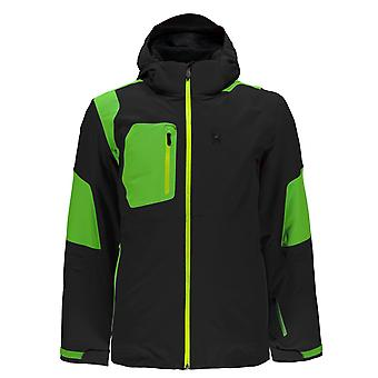 Spyder LEGEND Cordin men's ski jacket black
