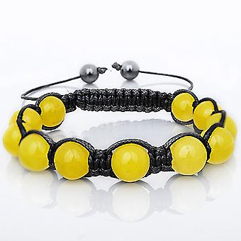 Marcrame унисекс часы - желтый камень