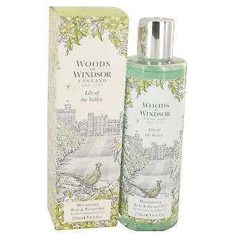 Lily Of The Valley (woods Of Windsor) Shower Gel By Woods of Windsor