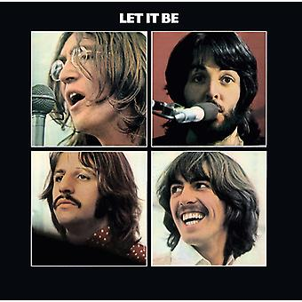 Beatles - Let It Be (Original Recording Remastered) [Vinyl] USA import