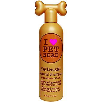 Pet Head - Oatmeal Dog Shampoo 355ml(4 Pack)