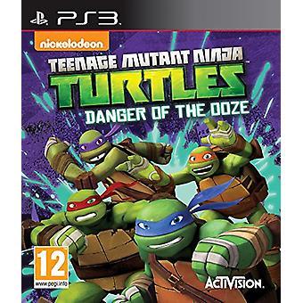 Teenage Mutant Ninja Turtles fara om Ooze (PS3)
