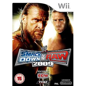WWE Smackdown vs Raw 2009 (Nintendo Wii)