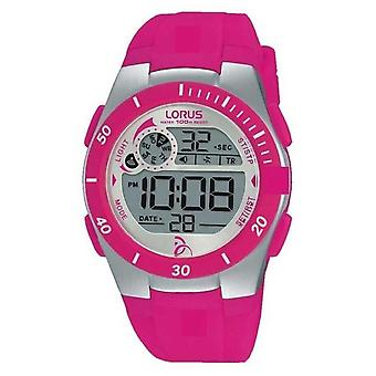 Lorus Novak Foundation Kids Digital Silicone Strap R2383KX9 Watch