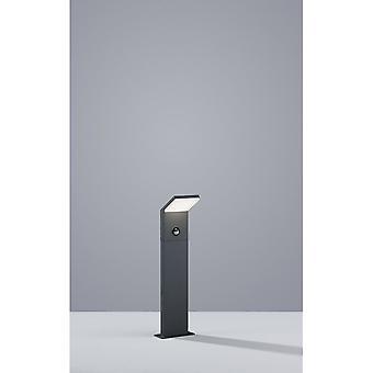 Trio belysning perle moderne antracit trykstøbt Aluminium Pole