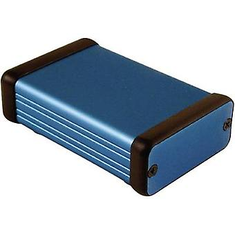 Hammond Electronics 1455C801BU Universal enclosure 80 x 54 x 23 Aluminium Blue 1 pc(s)