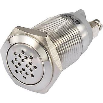 Émission de TRU composants 1231433 alarme sirène sonore: 85 dB tension: 12 V intervalle sondeur 1 PC (s)