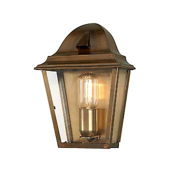 Elstead Lighting St James Solid Brass Lantern