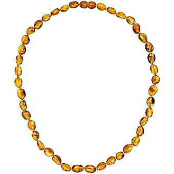 Amber necklace chain 45 cm necklace course amber necklace amber necklace