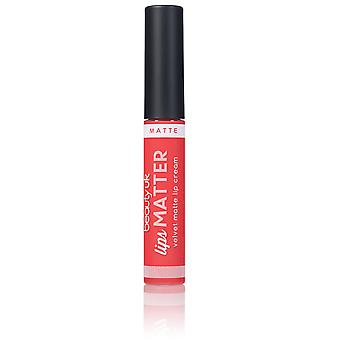 Beauty UK Lips Matter-No.3 Curious Coral 8 g