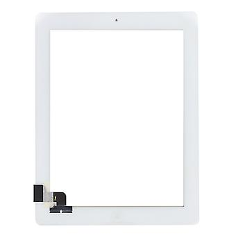 Replacement For iPad 2 - Digitizer Assembly - White - Premium Quality