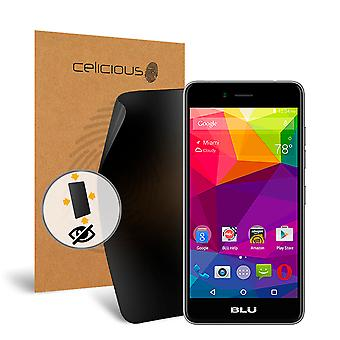 Celicious Privacy Plus 4-Way Anti-Spy Filter Screen Protector Film Compatible with BLU Studio G HD
